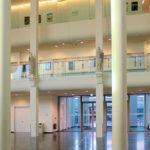 Die vier Regententugenden im Neuen Augusteum der Universität Leipzig