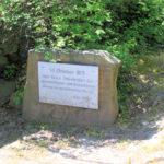 Liebertwolkwitz, Gedenkstein Völkerschlacht
