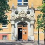 Liebertwolkwitz, Portal Geschwister-Scholl-Schule