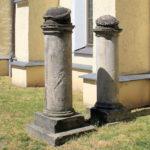 Liebertwolkwitz, Grabmale