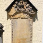 Liebertwolkwitz, Grabplatte