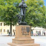 Marienberg, Denkmal Herzog Heinrich der Fromme