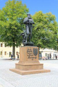 Denkmal für Herzog Heinrich den Frommen Marienberg