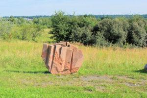 Landschaftskunst am Markkleeberger See - Immer wieder montags