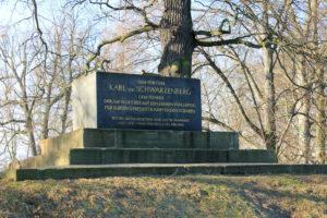 Schwarzenberg-Denkmal in Meusdorf