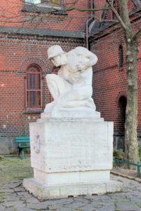 Denkmal für die Gefallenen des 1. Weltkriegs in Neustadt-Neuschönefeld