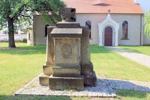 Denkmal für die Gefallenen des 1. Weltkriegs Niederaudenhain