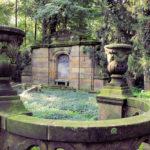 Nischwitz, Grabanlage von Zimmermann