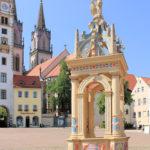 Oschatz, Neumarktbrunnen