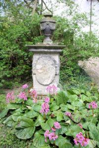 Grabmal auf dem Friedhof Panitzsch