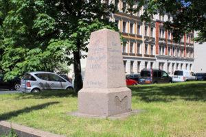 Apelstein Nr. 26 in Plagwitz