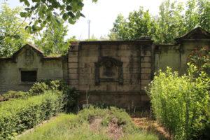 Grabmal der Familie Ritter auf dem Friedhof in Plagwitz