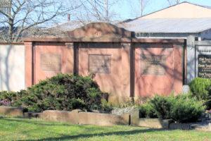 Grabanlage Familie Lindner Pödelwitz