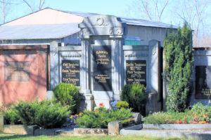 Grabanlage Familie Junghanns Pödelwitz