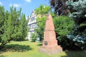Denkmal für die Gefallenen des 1. Weltkriegs Prießnitz