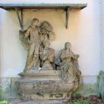 Püchau, Grabmal Heinrich v. Bünau