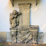 Püchau, Grabmal von Hohenthal