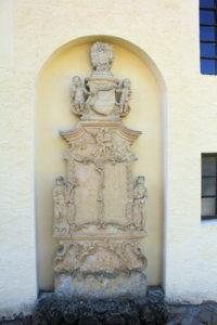Grabmal für Johann Böttger Rosenfeld