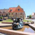 Schildau, Schildbürgerbrunnen