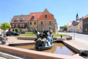 Schildbürgerbrunnen Schildau