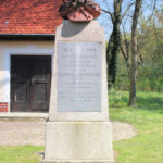 Seifertshain, Denkmal Graf Cajetan Alberti de Poja
