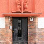 Portal am Wohnhaus Cunnersdorfer Straße 7 Sellerhausen-Stünz