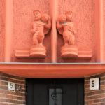 Portal am Wohnhaus Cunnersdorfer Straße 5 Sellerhausen-Stünz