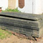 Sitten, Grabmal von Kracht
