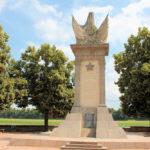 Torgau, Denkmal der Begegnung