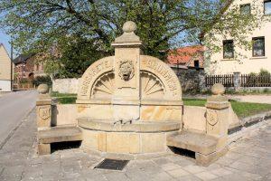 Margaretenbrunnen Tultewitz