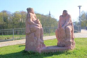 Porphyr-Ratsherren Wechselburg