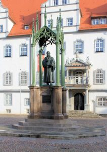 Lutherdenkmal Wittenberg