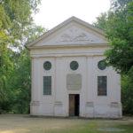 Zella, Mausoleum