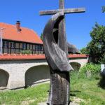 Zöbigker, Kreuz im Segel
