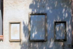 Grabplatten der Familie Kees in Zöbigker