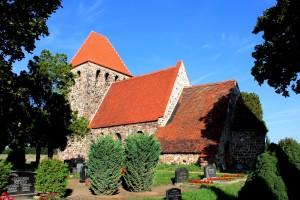 Feldsteinkirche in Buchholz/Altmark in Sachsen-Anhalt