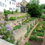 Schloss Lauenstein, Barockgarten