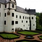 Schloss Lauenstein, Schlossgarten