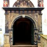 Schloss Lauenstein, Portal
