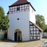 Bad Düben, Burg Düben, Burgtor