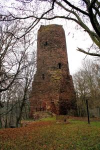Bornstedt, Schweinsburg