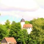 Rabenstein, Burg