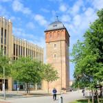 Zentrum, Roter Turm (Stadtgut)