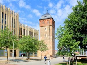 Chemnitz, Roter Turm
