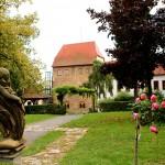 Die Creuzburg in Thüringen