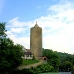 Bergfried der Camburg