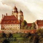 Ansicht der Ilburg, 1878