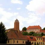 Ilburg in Eilenburg, Blick von Südosten