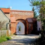 Eilenburg, Ilburg, Burgtor