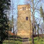 Eilenburg, Ilburg, Sorbenturm